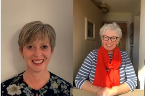 Meet the New Trustees – Anita & Trish